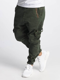 DEF Antifit Jeans Yasen Green