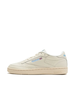 Reebok Club C 85 Sneakers Chalk/Paperwhite/Athletic Blue/Excellent