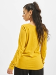 Sublevel Shirt Ochre Yellow image number 1