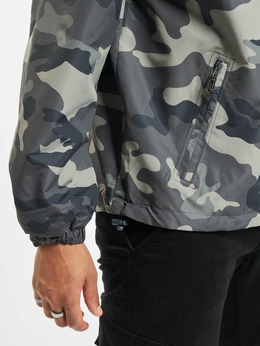 Brandit Summer Windbreaker Grey Camo image number 3