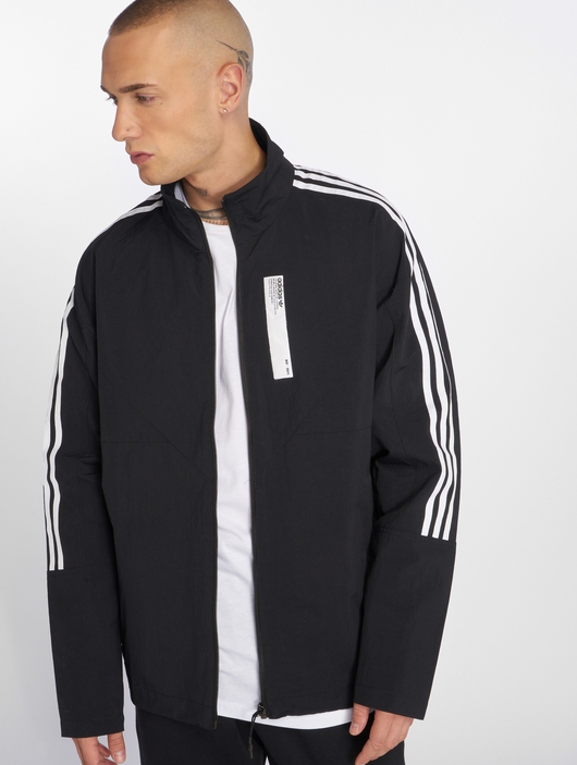 Adidas Originals Nmd Track Top Transition Jacket Black image number 0