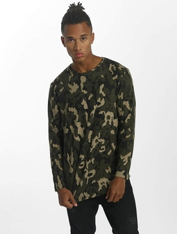 Bangastic Pullover Camouflage