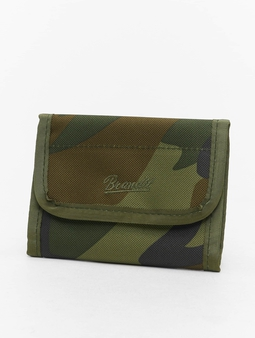 Brandit Five Wallet Woodland