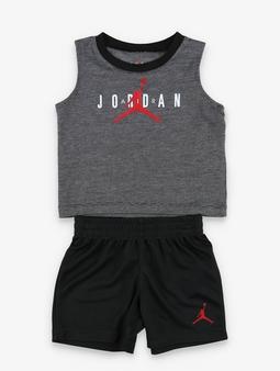 Jordan Half Court Muscle & Short Set