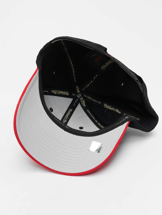 Mitchell & Ness NBA Toronto Raptors 110 2 Tone Snapback Black/Red image number 2