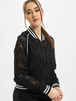 Urban Classics Ladies Lace College Blouson