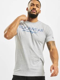 Rocawear Neon T-skjorter grå