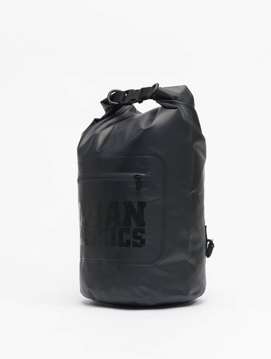 Urban Classics Dry Backpack Black image number 3