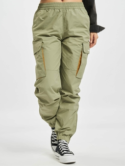 Converse Woven Cargo Jogger Pants Light Field Surplus