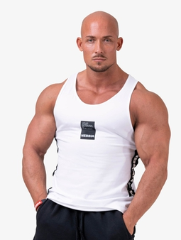 Nebbia Your potential is endless Tank Tops hvit