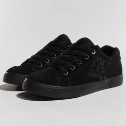 DC Chelsea Sneakers Black/Silvern/Black
