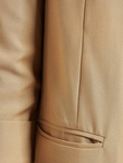 Missguided Co Ord Price Point Basic Blazer Camel image number 3