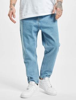 2Y Fremont  Straight Fit Jeans blå
