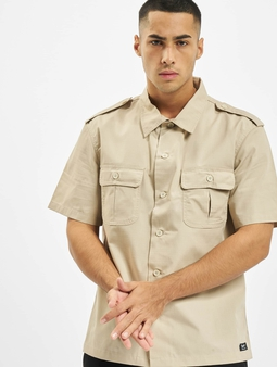 Brandit US Ripstop Skjorter beige
