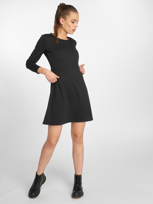 Pieces Pcwonder Ls Dress Noos Dress Black image number 3