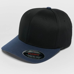 Flexfit 2-Tone Wooly Combed Flexfitted Cap
