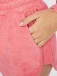 Urban Classics Towel Hot Pants Shorts Black image number 4