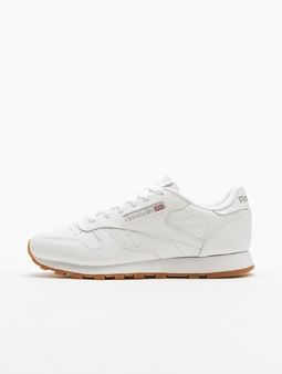 Reebok Classic Leather Sneakers White/Gum