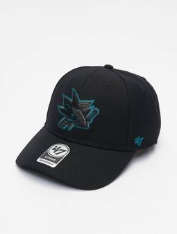 '47 NHL San Jose Sharks MVP Snapback Cap