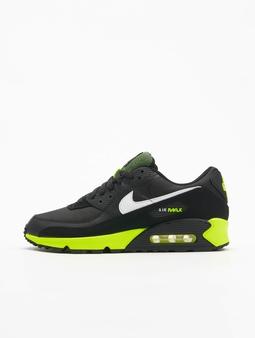 Nike Air Max 90 Tøysko svart