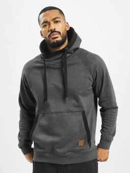 Just Rhyse Rock Spring Hoodie Black
