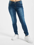 Sublevel Skinny Jeans Dark Blue Denim image number 0