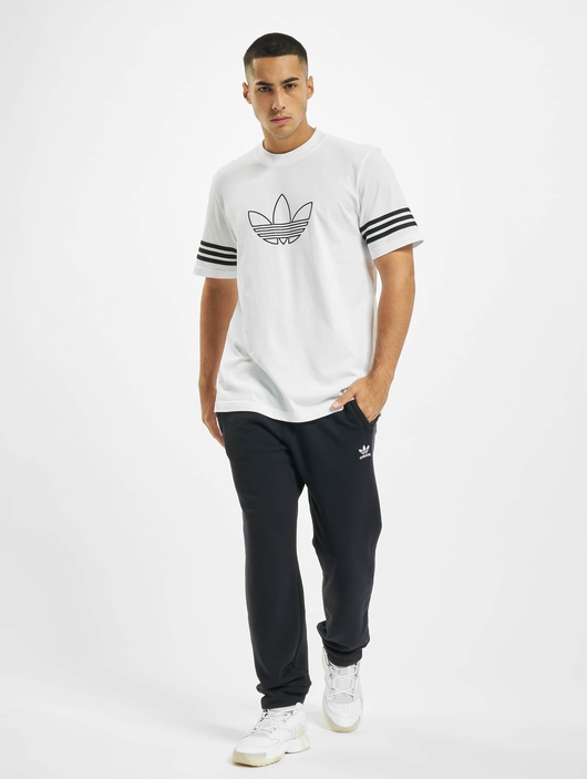 Adidas Originals Trefoil Sweat Pants Black image number 5