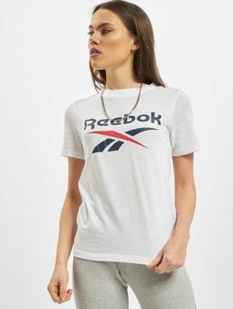Reebok Identity BL T-skjorter hvit
