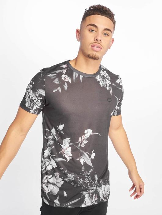 Criminal Damage Sinclar T-Shirt Black White image number 0