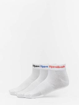 Reebok Act Core 3-Pack Sokker hvit