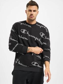 Champion Legacy Sweatshirt Black/Allover Chp7368