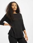 Only onlSky String Sweatshirt Black
