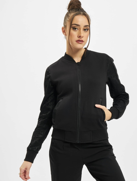 Urban Classics Ladies Lace Bomber jackets image number 2