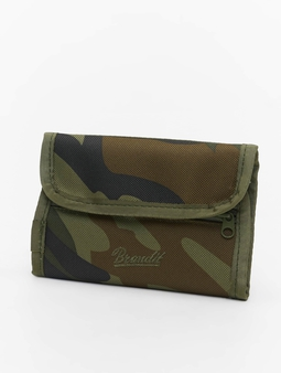 Brandit Two Wallet Woodland