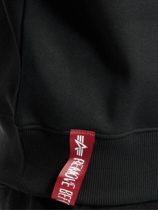 Alpha Industries Basic Foil Print Pullover image number 3