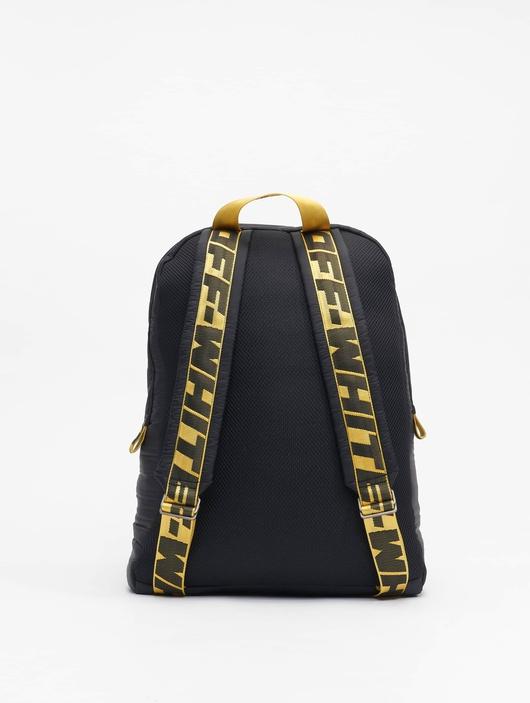 Off White Backpack Black image number 4