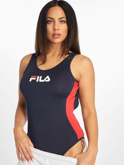 Fila Urban Line Jackie Body Bright White/Black Iris/True