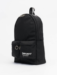 Off White Backpack Black Whit image number 1
