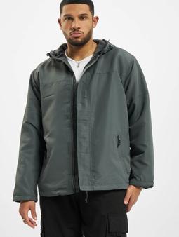 Brandit Frontzip Transitional Jackets grå