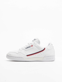 Adidas Originals Continental 80 Vega Sneakers Ftwr White/Collegiate Navy/Scarlet