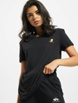 Alpha Industries Basic T Small Logo Foil Print T-Shirts image number 0