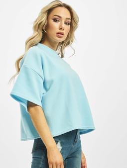 Missguided Fleece Oversized Coord T-Shirt