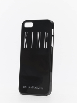 Deus Maximus King iPhone Case