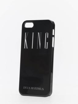 Deus Maximus King iPhone Case