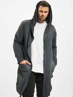 Urban Classics Cold Dye Hooded Cardigan