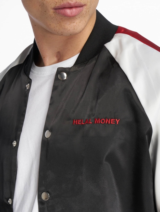 Helal Money Jacket Black/White image number 5