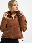 Urban Classics Ladies Corduroy  Puffer Jackets