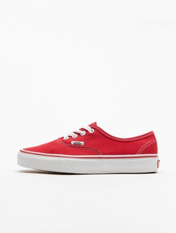 Vans Authentic Sneakers Red (40.5 red)