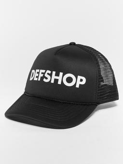 DEF Trucker Fit Cap
