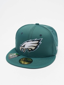 New Era 59Fifty Onfield 19 SL RD Philadelphia Eagles Fitted Cap Official Team Color